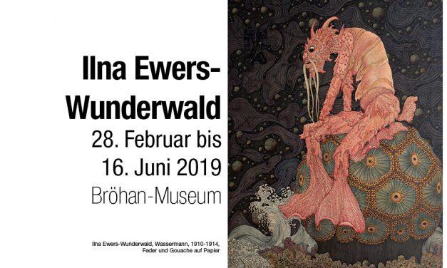 Ilna Ewers-Wunderwald. Wiederentdeckung einer Jugendstil-Künstlerin