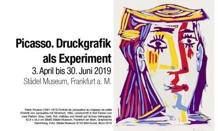 Picasso. Druckgrafik als Experiment