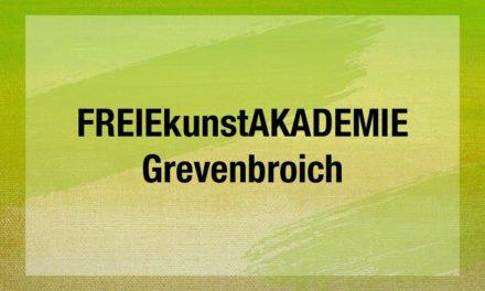 FREIEkunstAKADEMIE Grevenbroich