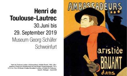 Henri de Toulouse-Lautrec – Auf den Bühnen von Paris (1891 – 1899)