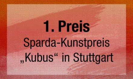 """Sparda-Kunstpreis """"Kubus"""""""