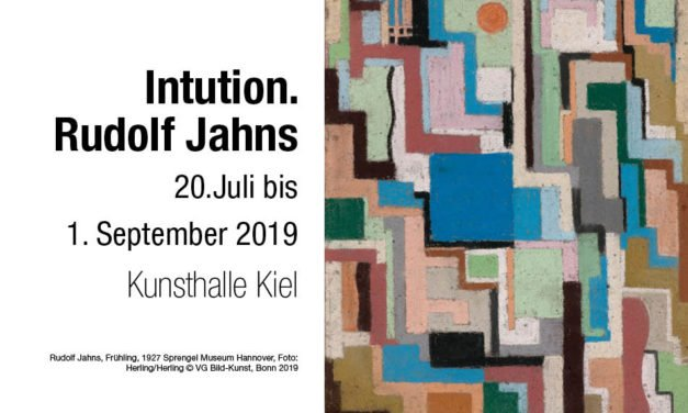 Intuition. Rudolf Jahns