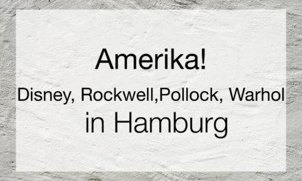 Amerika! Disney, Rockwell, Pollock, Warhol