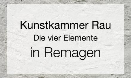 Kunstkammer Rau – Die vier Elemente