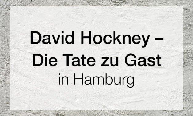 David Hockney – Die Tate zu Gast