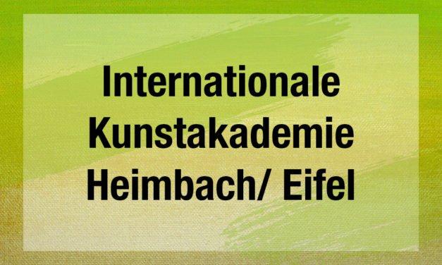 Internationale Kunstakademie Heimbach/ Eifel