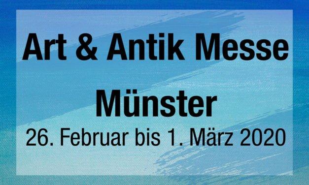 Art & Antik Messe Münster
