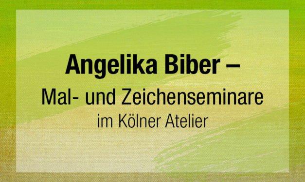 Angelika Biber – Mal- und Zeichenseminare im Kölner Atelier