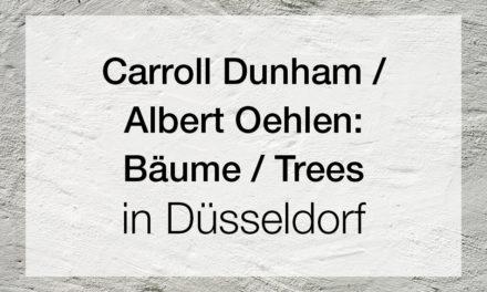 Carroll Dunham / Albert Oehlen: Bäume / Trees