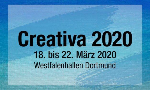 Creativa 2020: Bunte Kreativwelten unter einem Dach