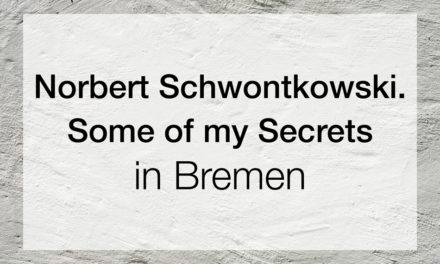 Norbert Schwontkowski. Some of my Secrets