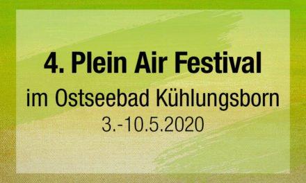 4. Plein Air Festival im Ostseebad Kühlungsborn
