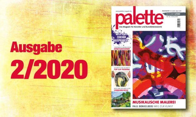 palette 2/2020 – ab sofort erhältlich