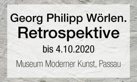 Georg Philipp Wörlen. Retrospektive