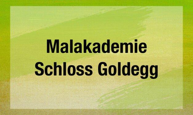 Malakademie Schloss Goldegg