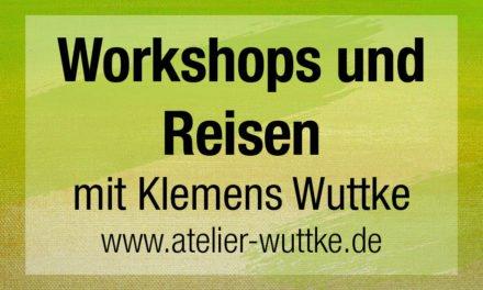 Workshops und Reisen mit Klemens Wuttke