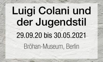 Luigi Colani und der Jugendstil