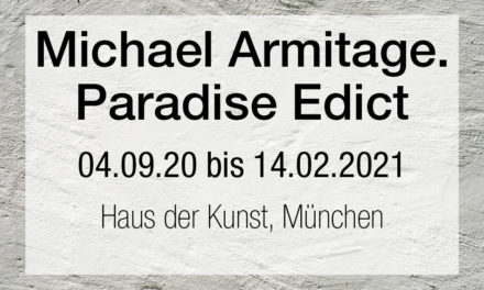 Michael Armitage. Paradise Edict