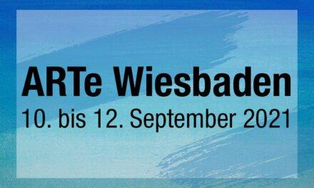 ARTe 2021 – zeitgenössische Kunst für die Hessen-Metropole