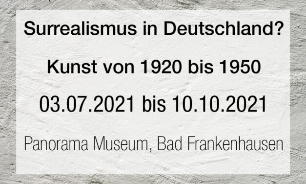 Surrealismus in Deutschland? Kunst von 1920 bis 1950