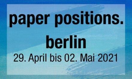 paper positions. berlin
