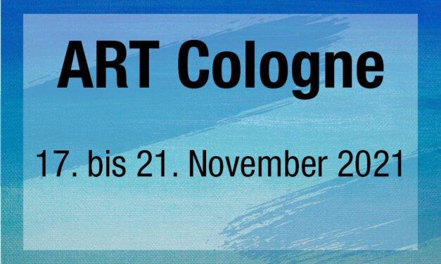 ART Cologne 2021