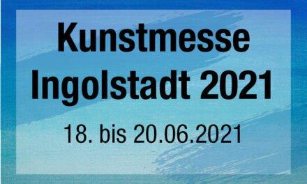 Kunstmesse Ingolstadt 2021