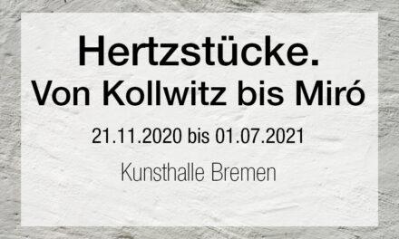 Hertzstücke. Von Kollwitz bis Miró